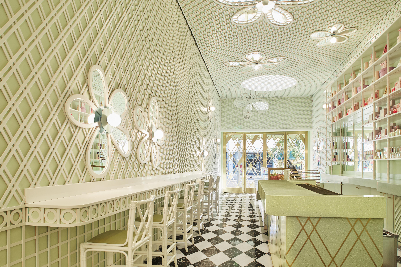 Ladurée Beverly Hills - India Mahdavi