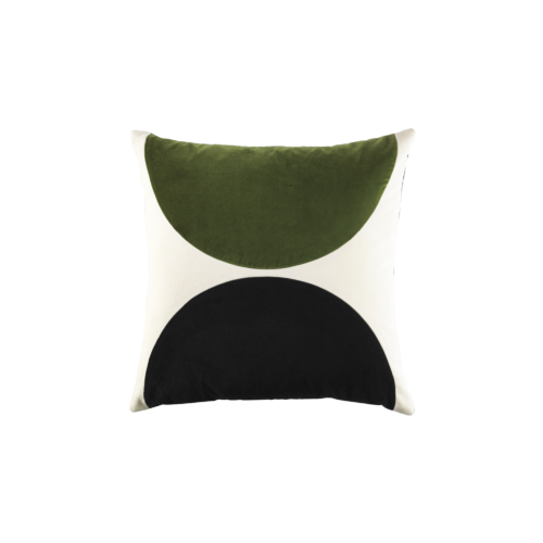 Eclipse - green, black - India Mahdavi