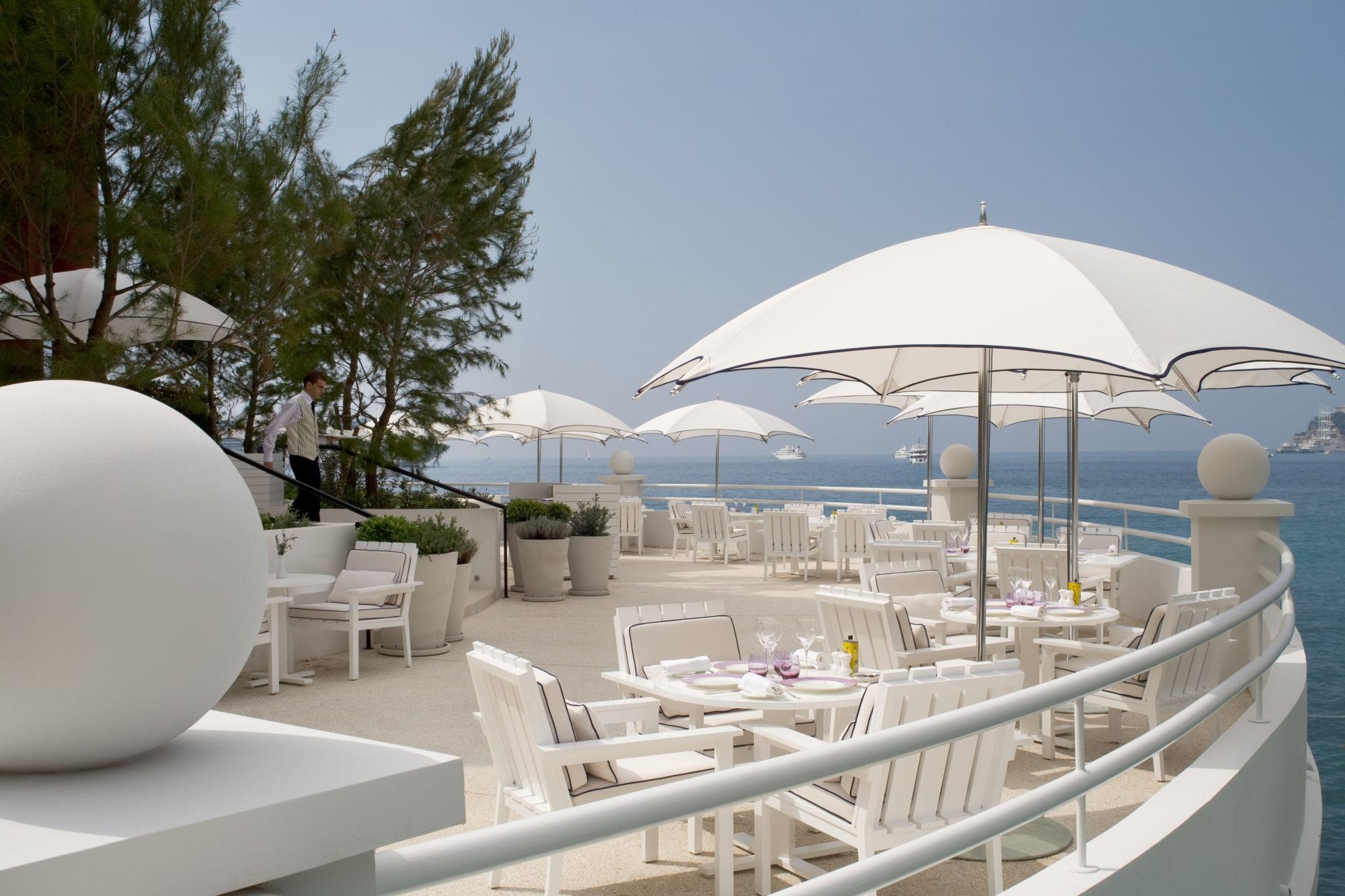 Le Monte-Carlo Beach - India Mahdavi