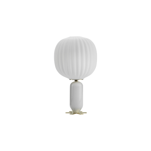 Casanova lamp - white - India Mahdavi