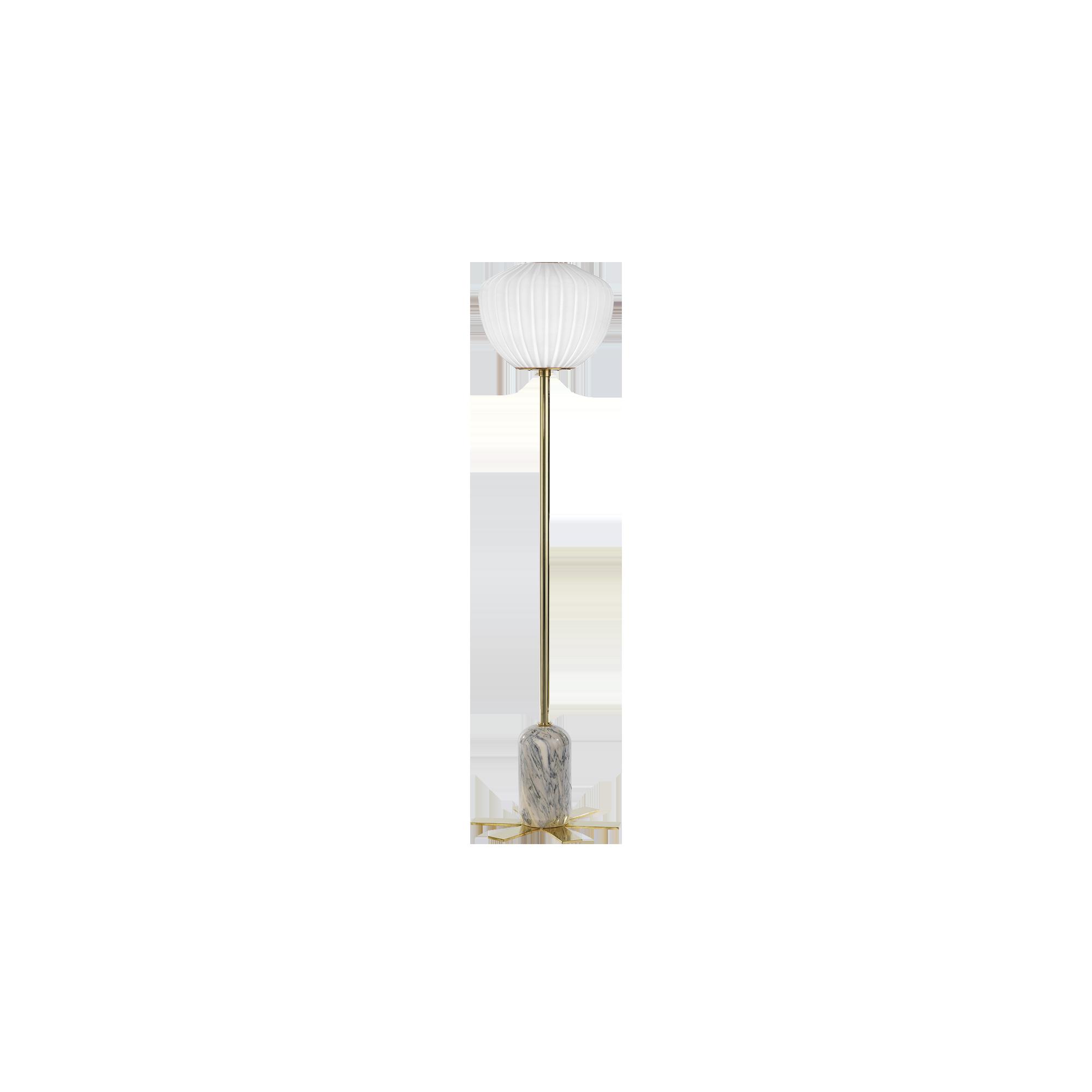 Don Giovanni floorlamp - India Mahdavi
