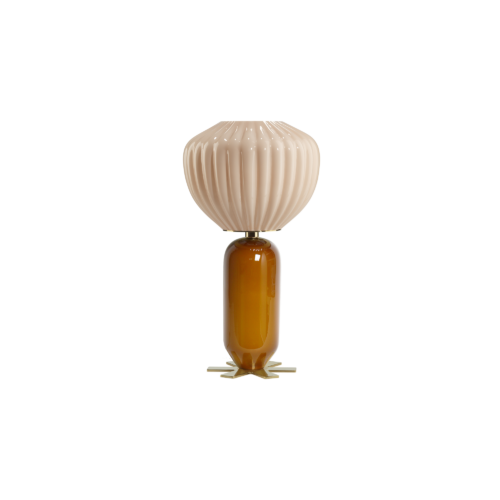 Don Giovanni lamp - CARAMEL, PINK - India Mahdavi