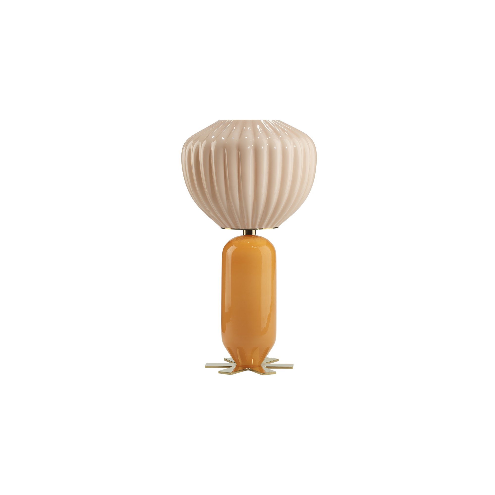 Don Giovanni lamp - MANDARINE, PINK - India Mahdavi
