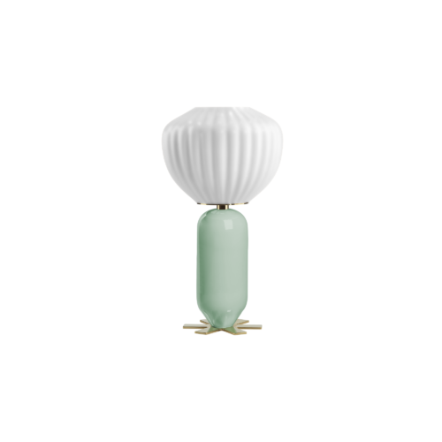 Don Giovanni lamp - CELADON, WHITE - India Mahdavi