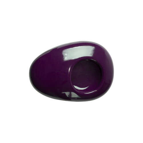 Smoking no smoking - AUBERGINE - India Mahdavi