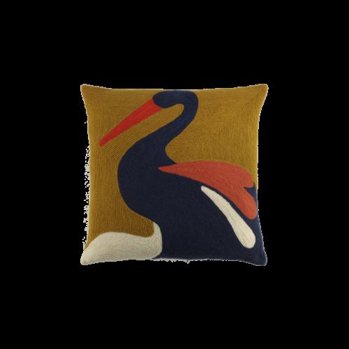 Swan - BLUE - India Mahdavi