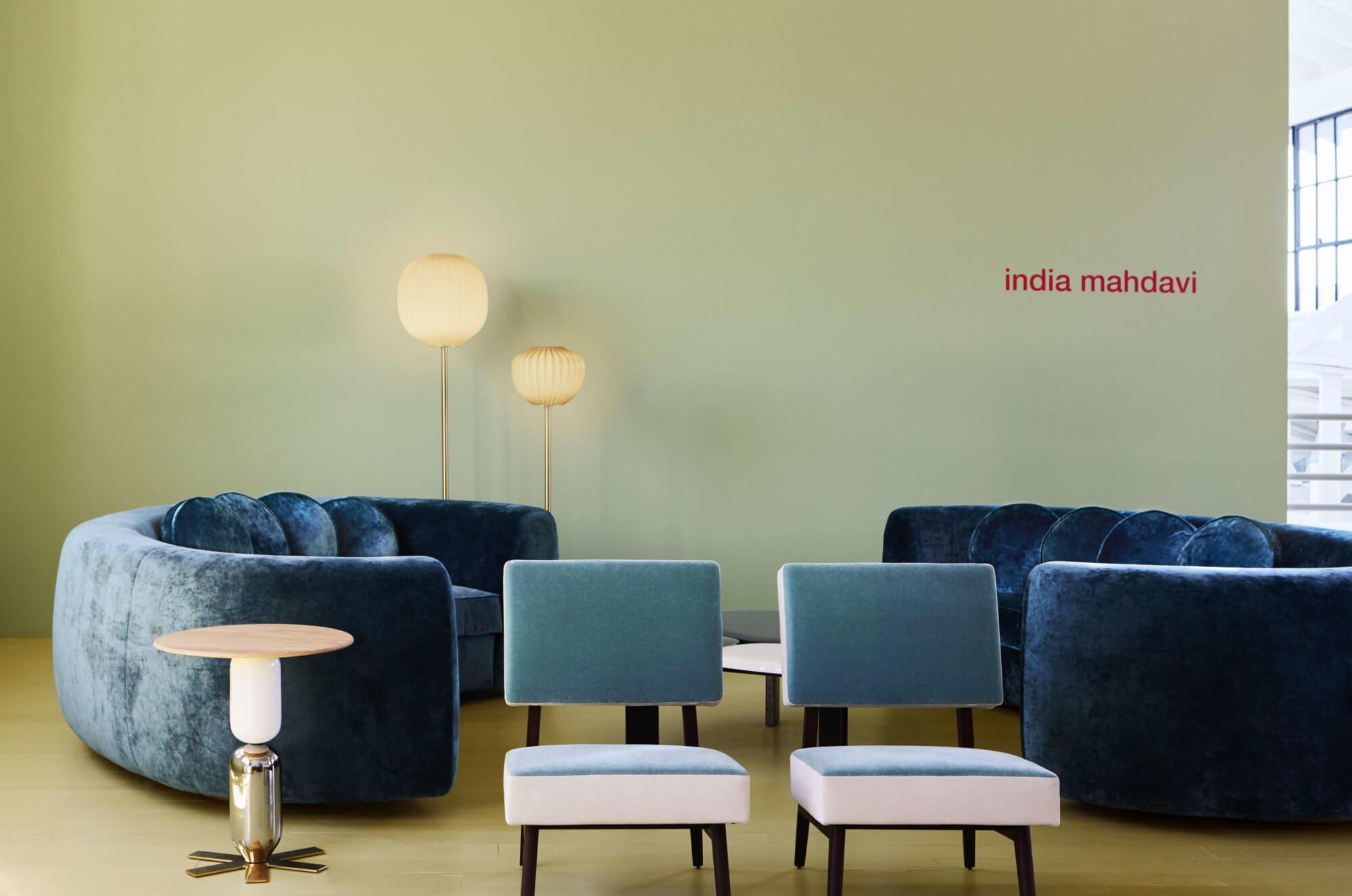 Ralph Pucci - India Mahdavi