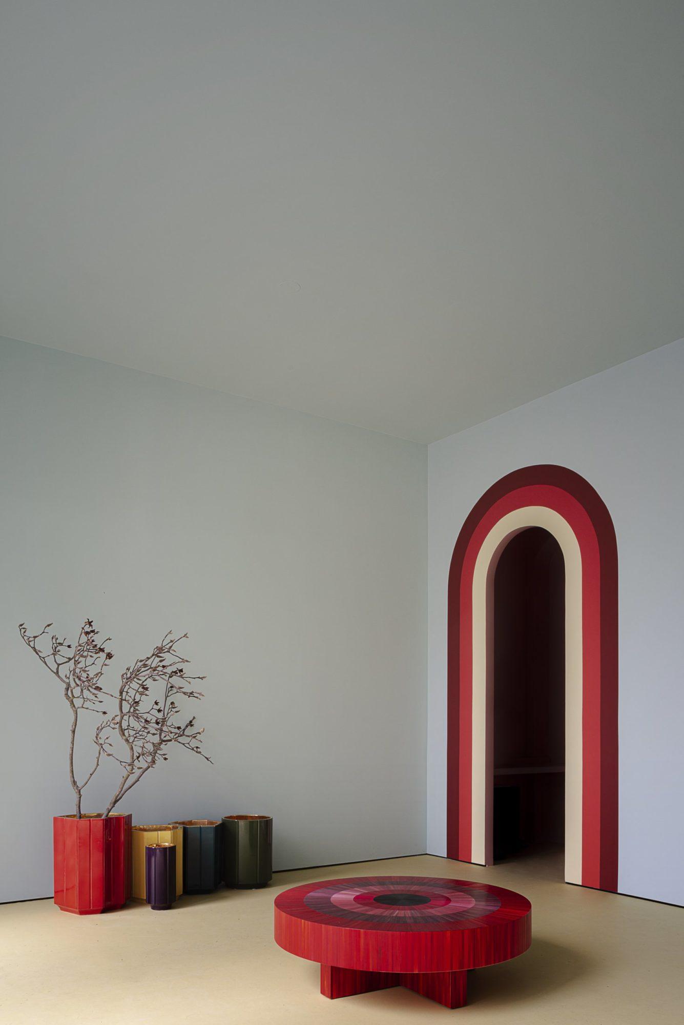 Project Room #1 - India Mahdavi