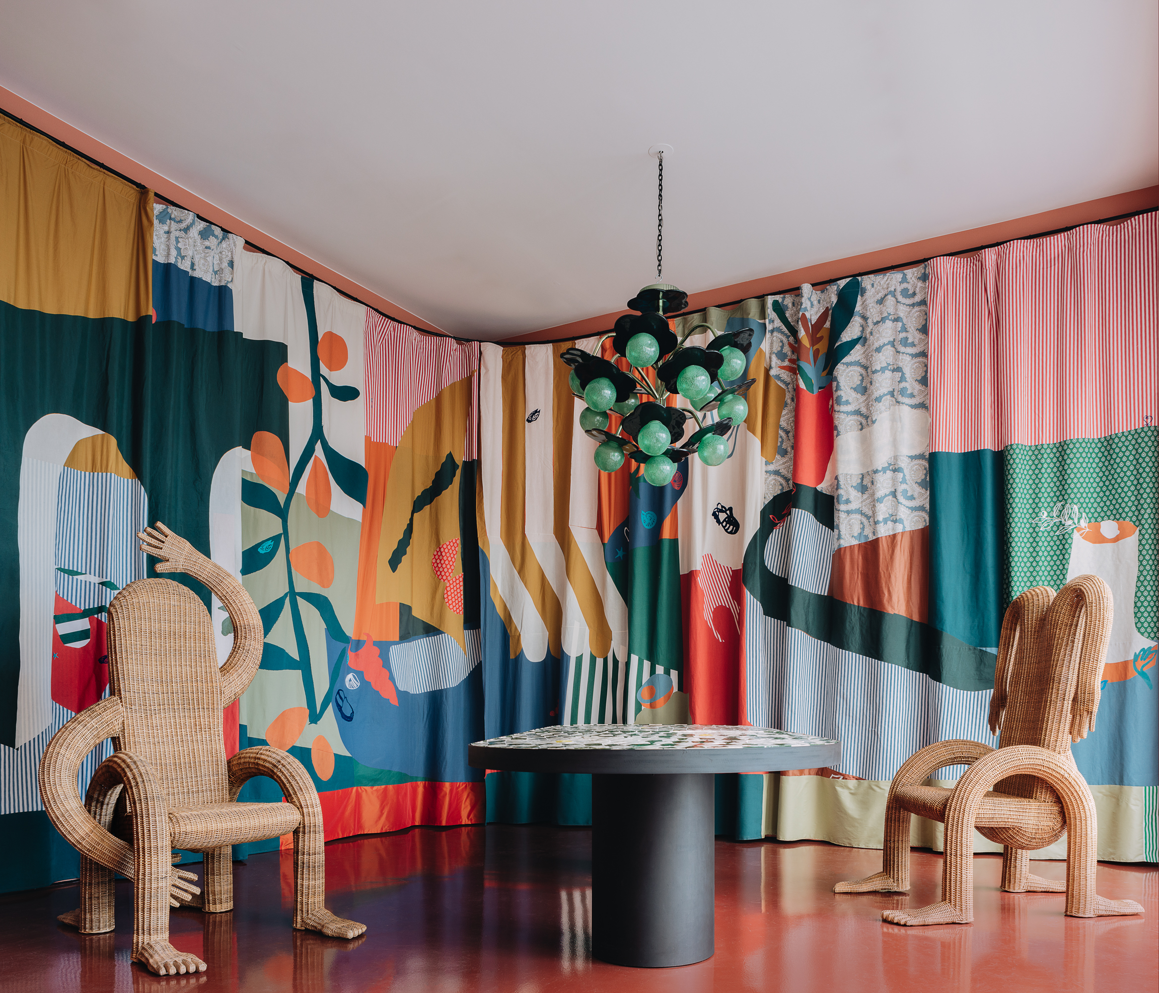 Project Room #2 - India Mahdavi