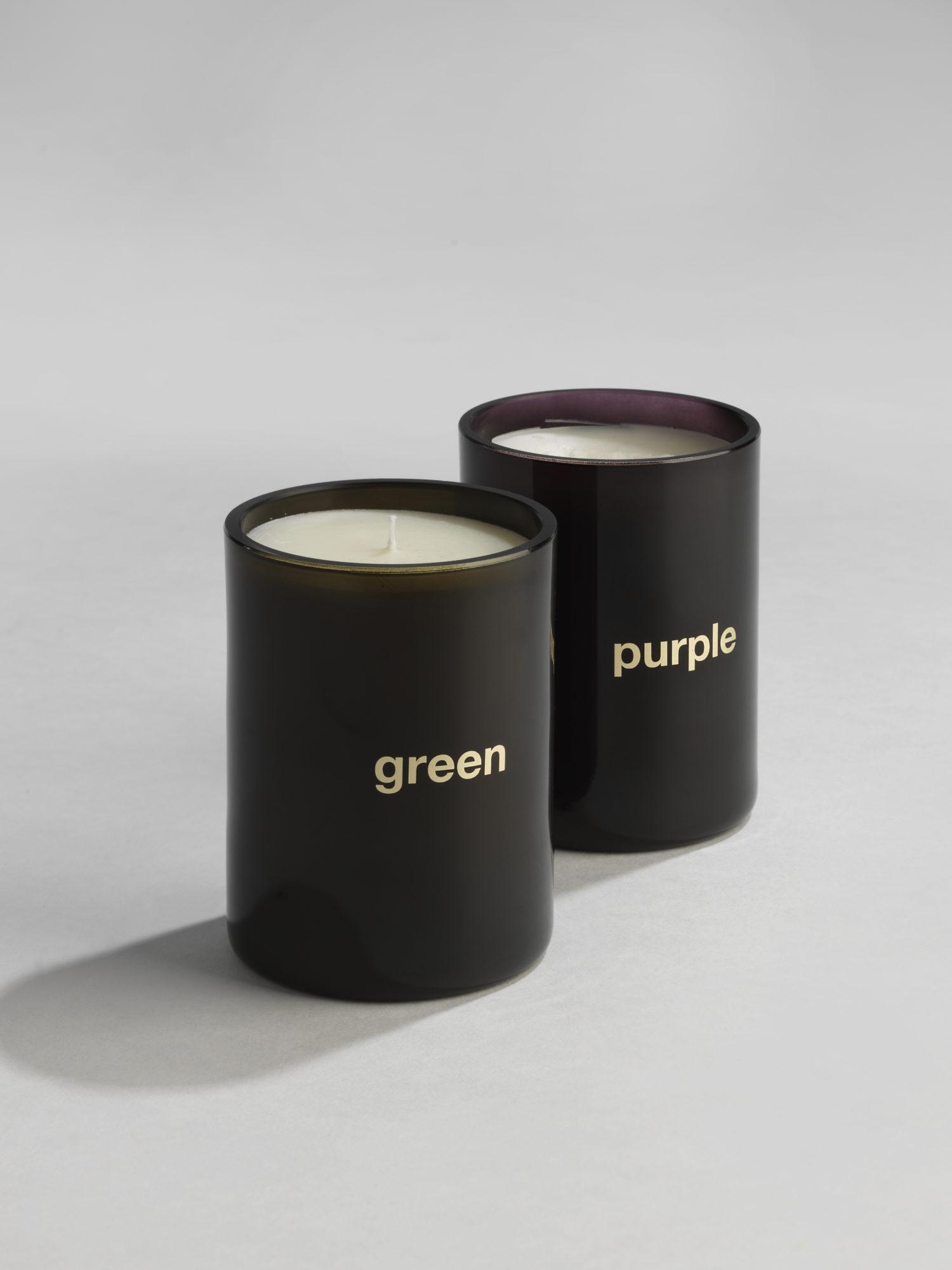 Green & Purple - India Mahdavi