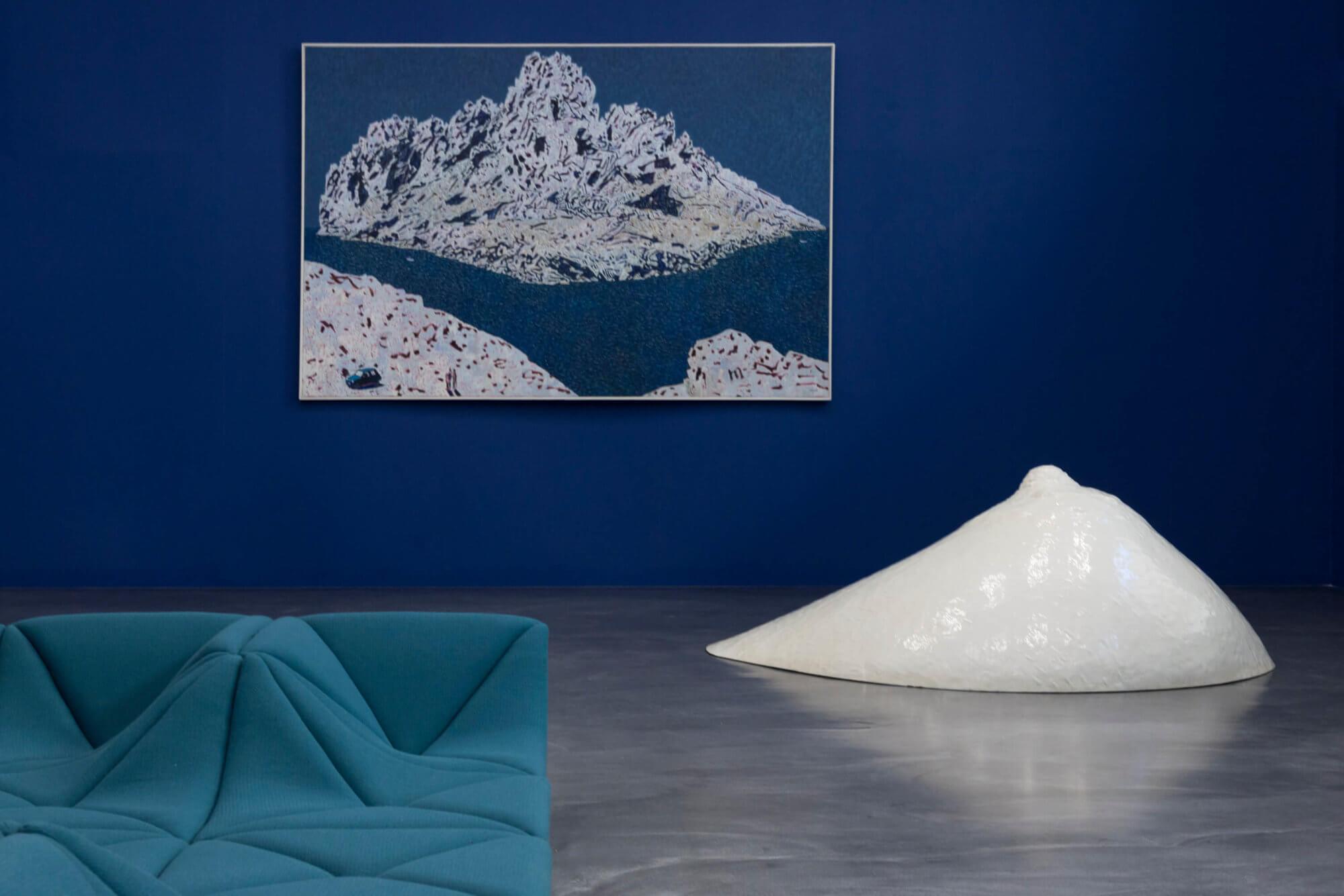 Bleus Méditerranée - India Mahdavi